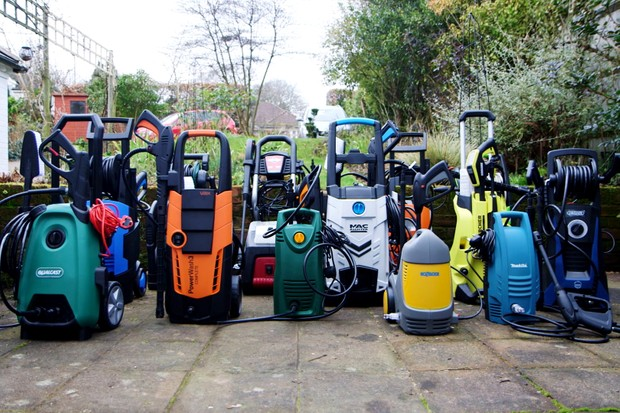 Pressure washers - Buyer's Guide