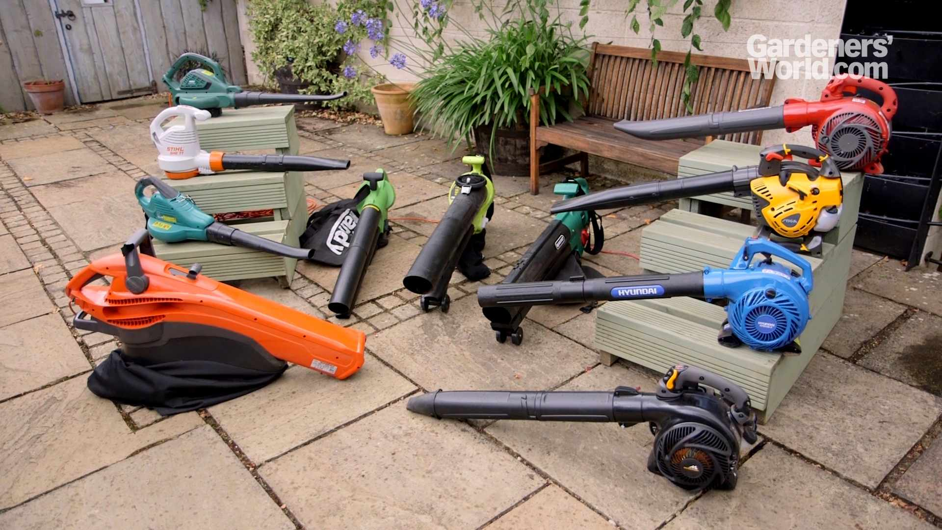 Video: Blower vacs - Buyer's Guide