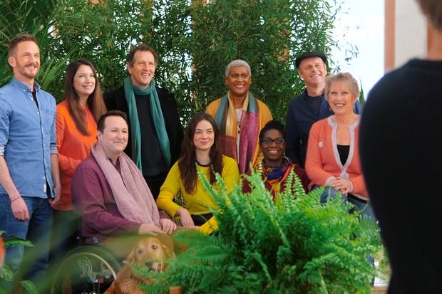 Gardeners' World presenters 2018