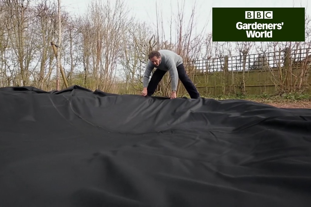 How to create a wildlife garden part three video