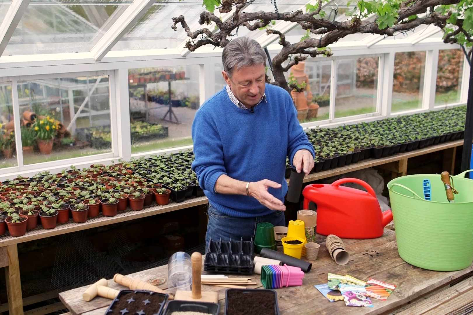 No Fuss Guide Essential kit for seed sowing
