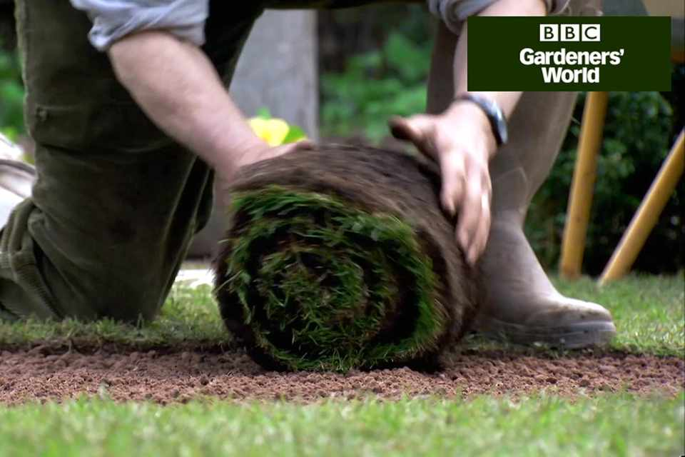 How to replace damaged turf in lawns