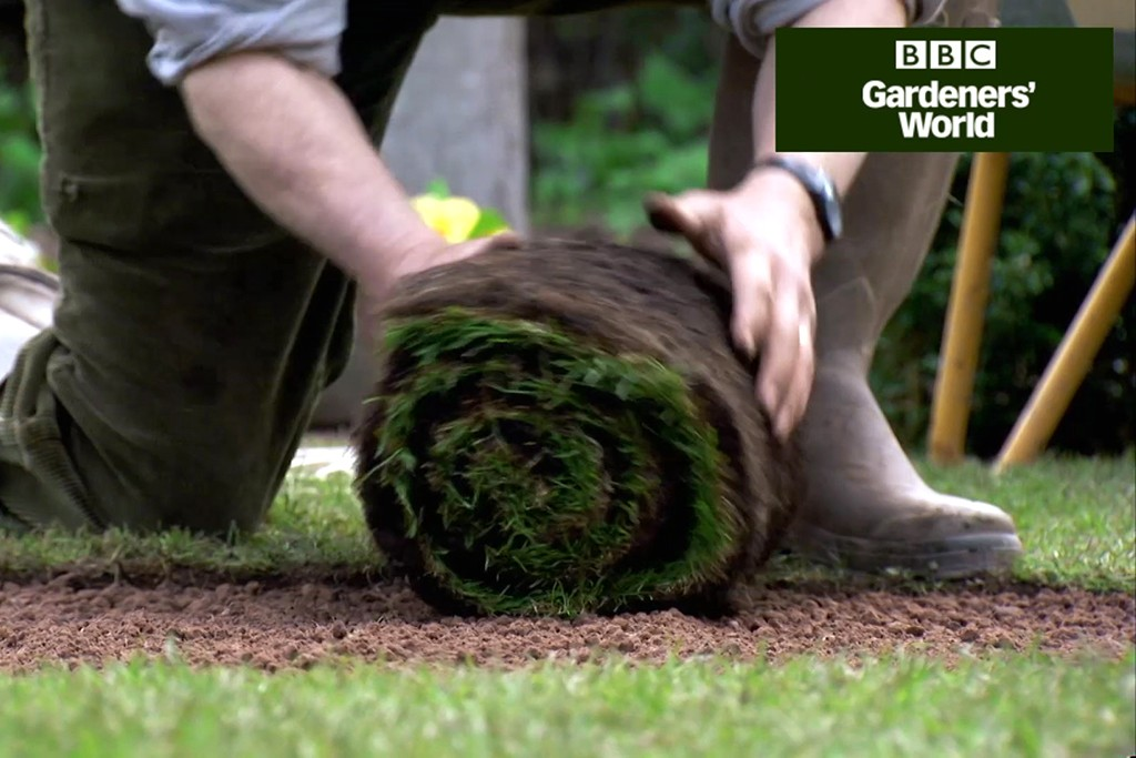 How to repair damaged turf video