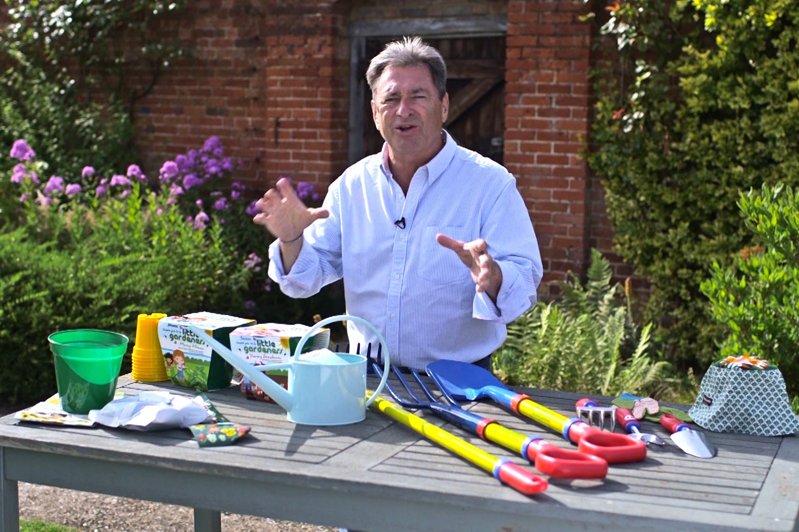 No Fuss Guide Kit for gardening with children