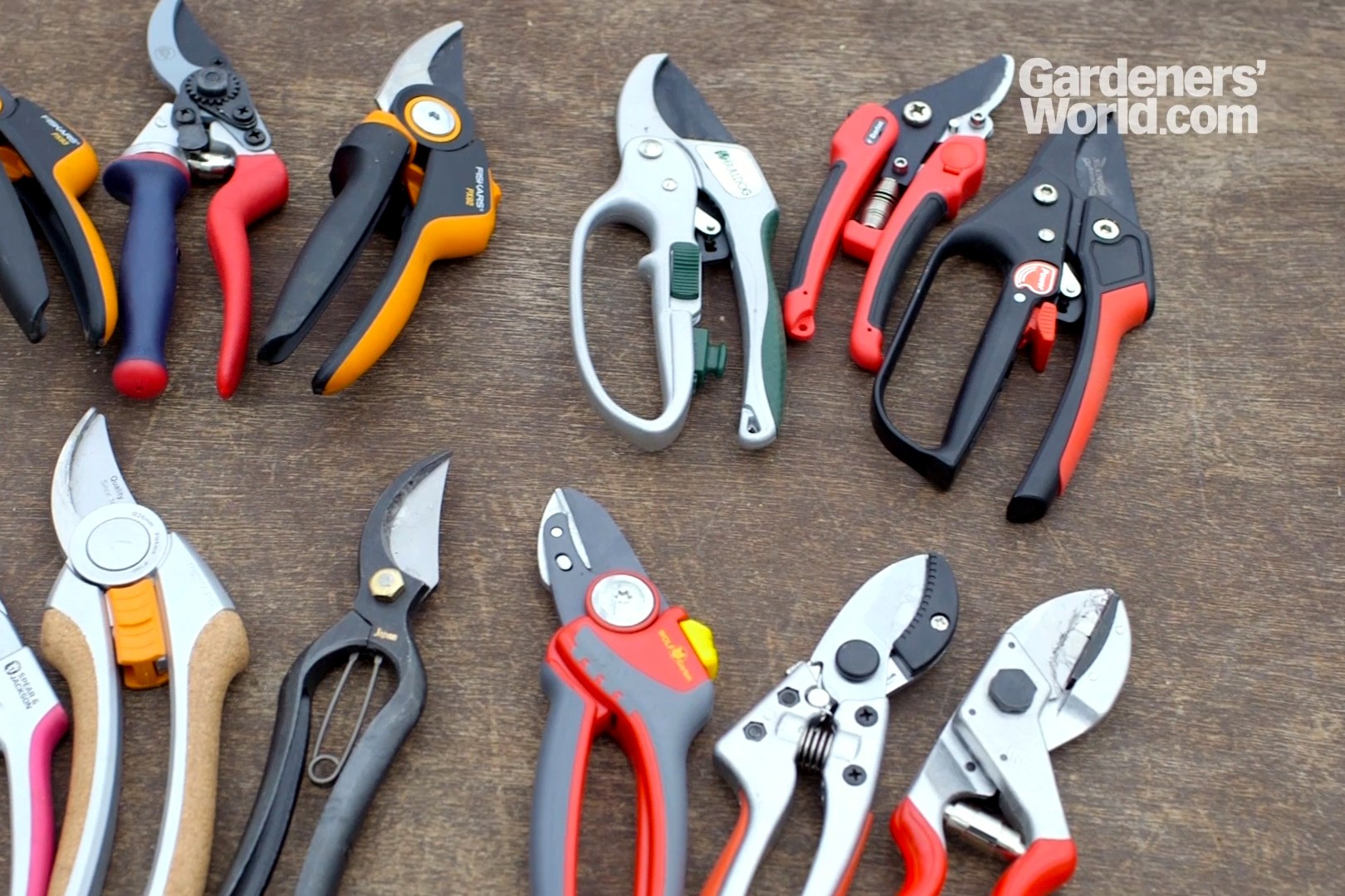 Secateurs Buyer Guide