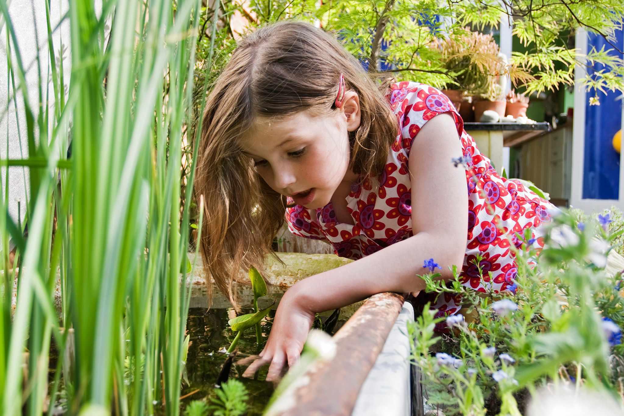 Gardening Tips for Children