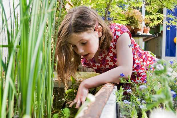 Gardening Tips for Children