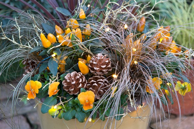 gold-and-orange-christmas-pot-2