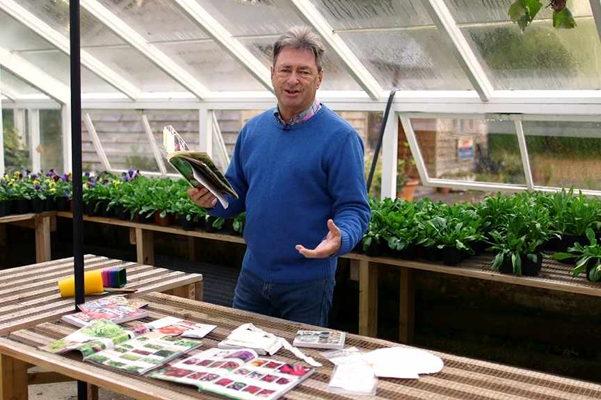 No Fuss Guide Ordering vegetable seed