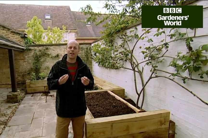 How to make a garden pergola