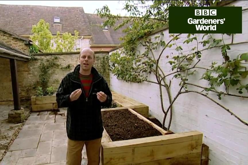How to make a garden pergola video