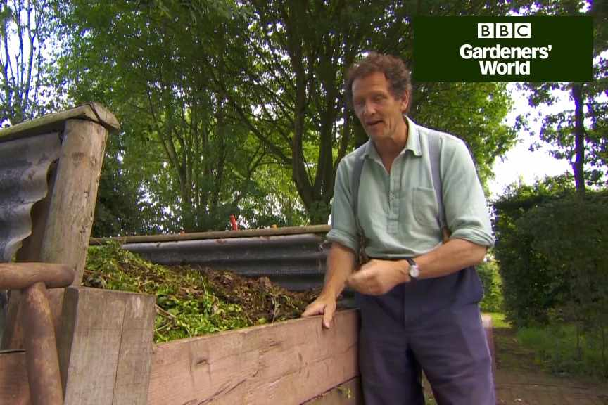 How to attract wildlife with a compost heap
