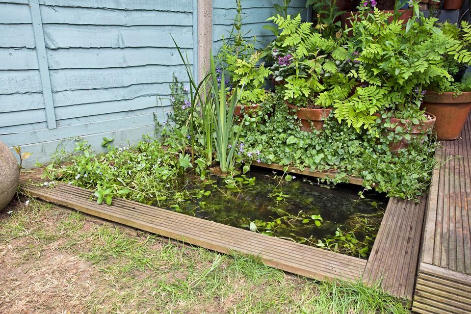 How To Build A Garden Pond Bbc Gardeners World Magazine