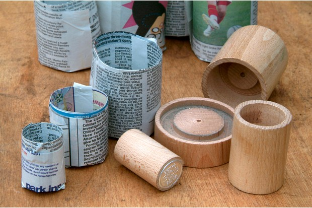 Making paper plant pots gardenersworld 69847 2 mightylinksfo