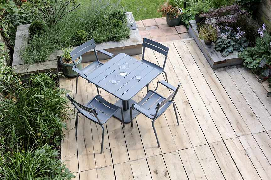 What's the best way to clean decking?