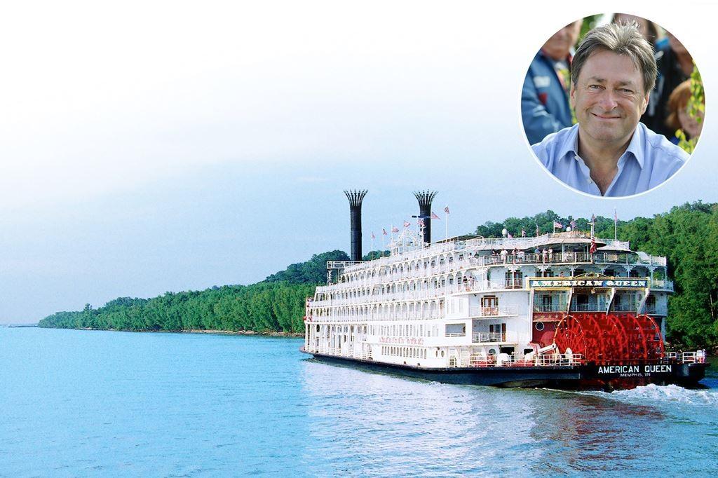 Alan tichmarsh cruise