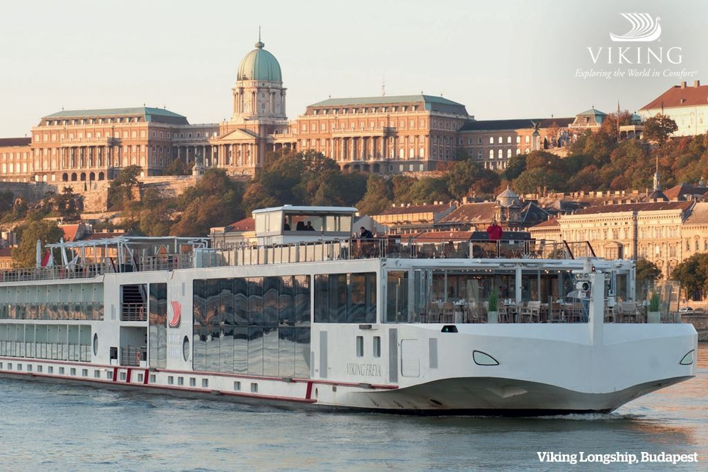 Danube river trip