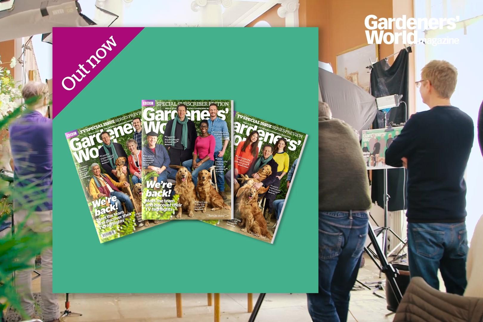 GW Magazine timelapse March 2018
