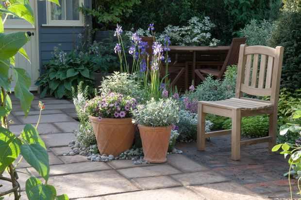 Ponds in Shady Gardens - gardenersworld.com on Courtyard Pond Ideas id=34299