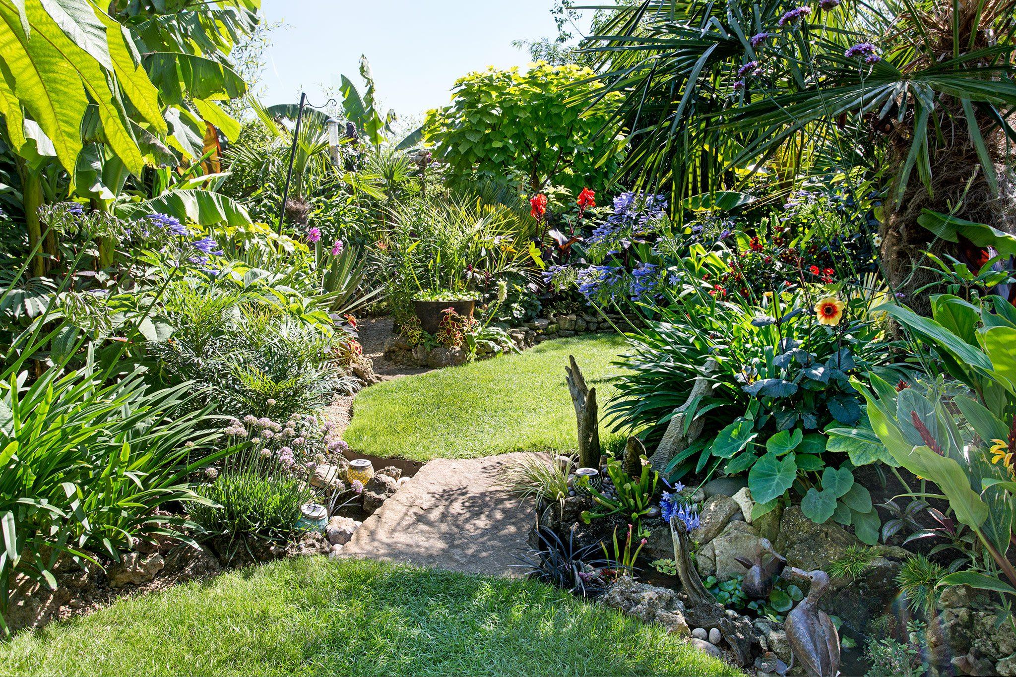 Make the Most of a Small Garden gardenersworldcom