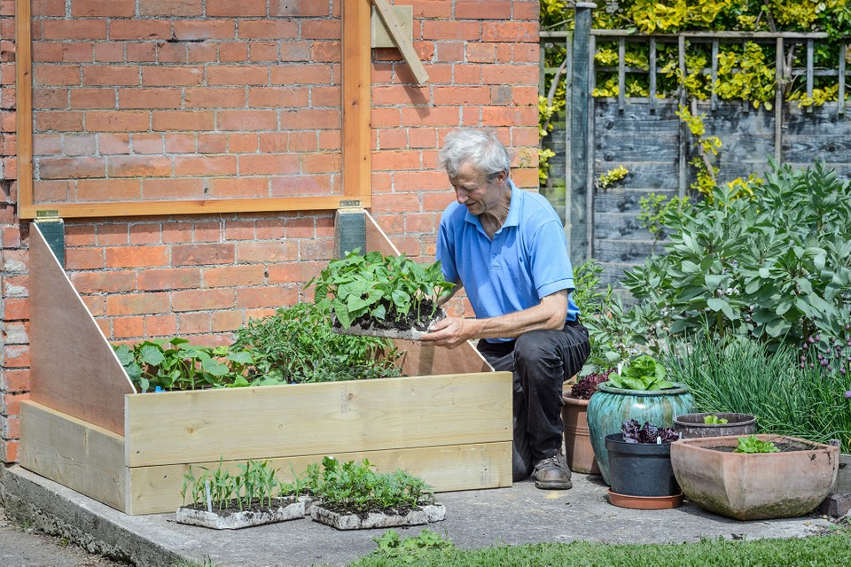 How To Make A Cold Frame Bbc Gardeners World Magazine