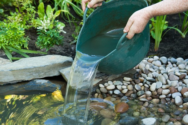 topping-up-the-garden-pond-2