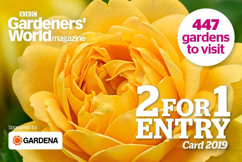 2-for-1 Gardens 2019 card