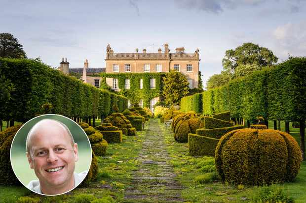 Meet Joe Swift at Highgrove