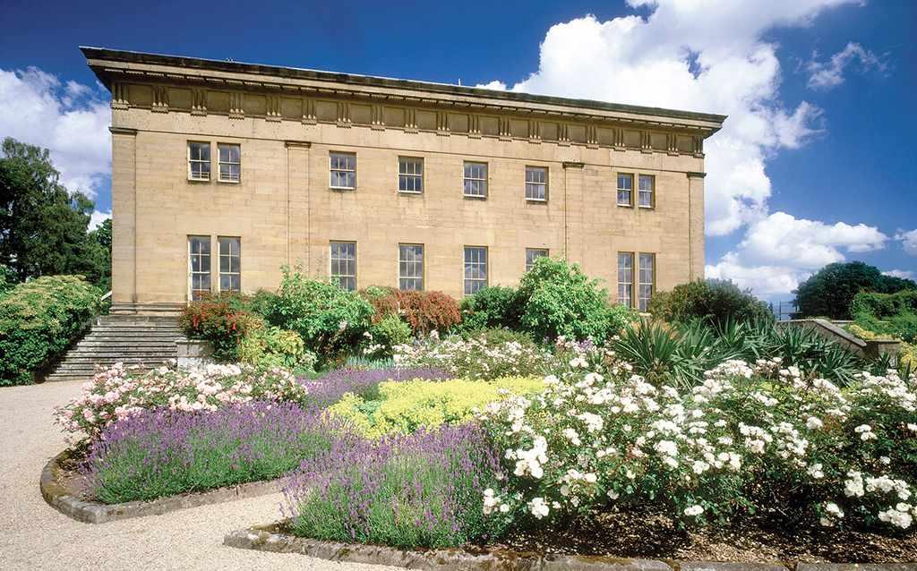 Belsay Hall, Castle & Gardens