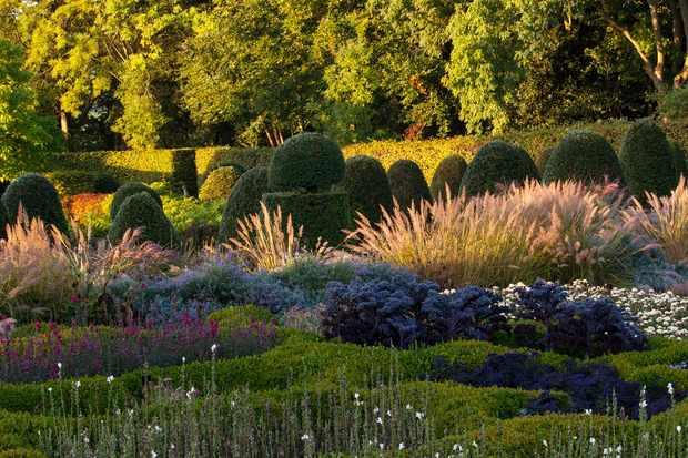 Broughton Grange Gardens