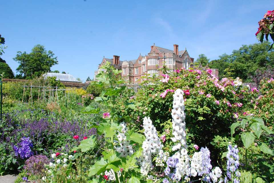 Burton Agnes Hall Gardens