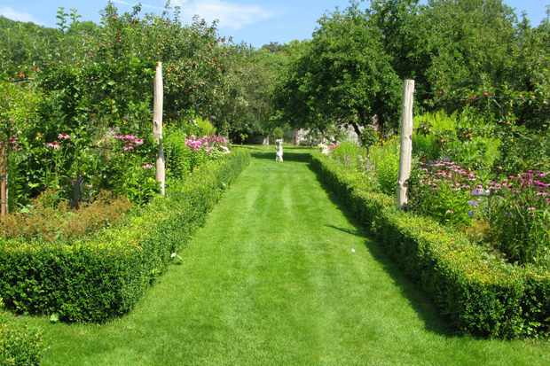 Chawton House Gardens