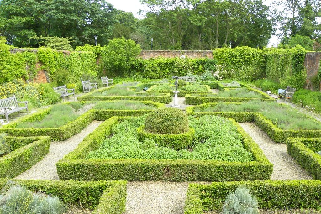 Harlow Museum Walled Gardens