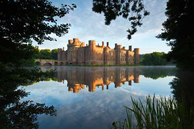 Herstmonceux Castle Gardens & Grounds