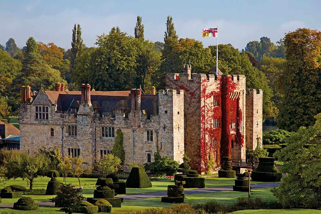Hever Castle & Gardens