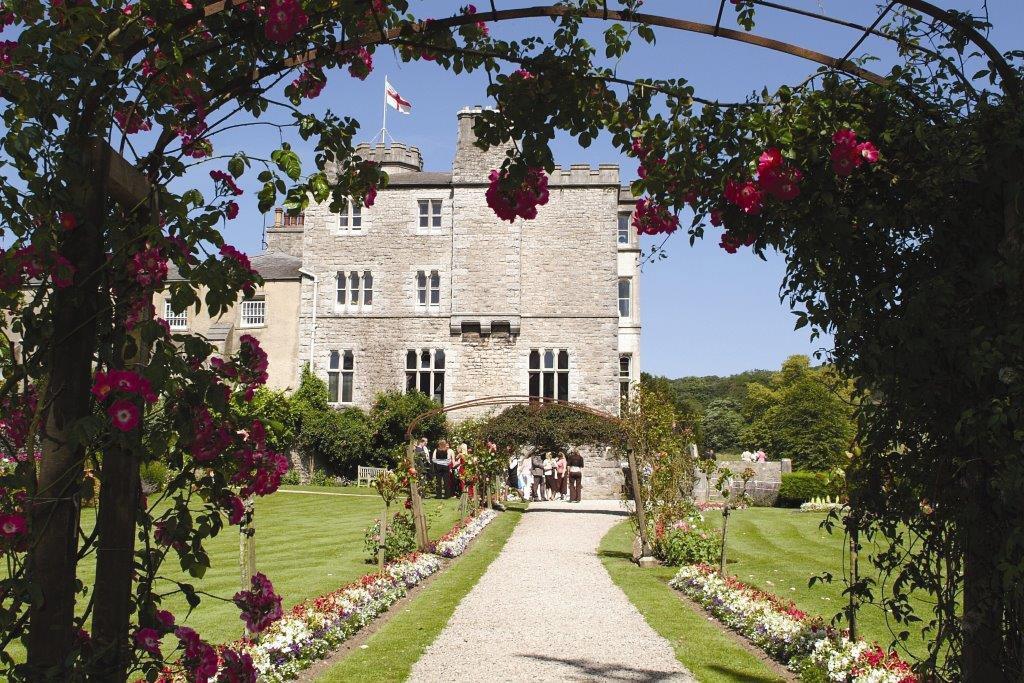 Leighton Hall Gardens