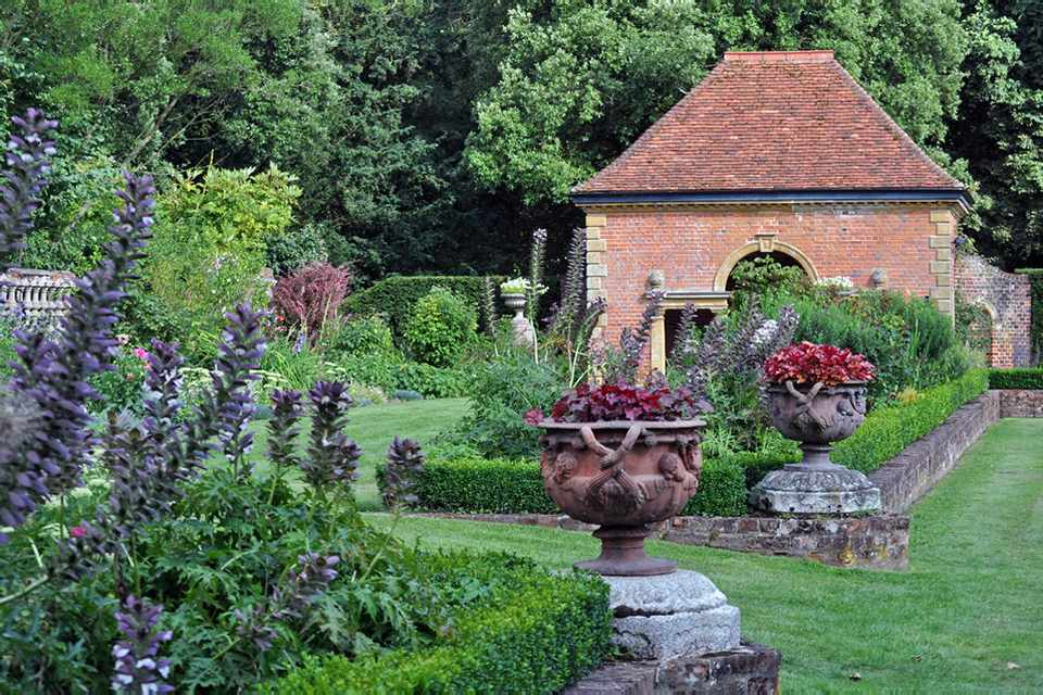 The Gardens of Easton Lodge