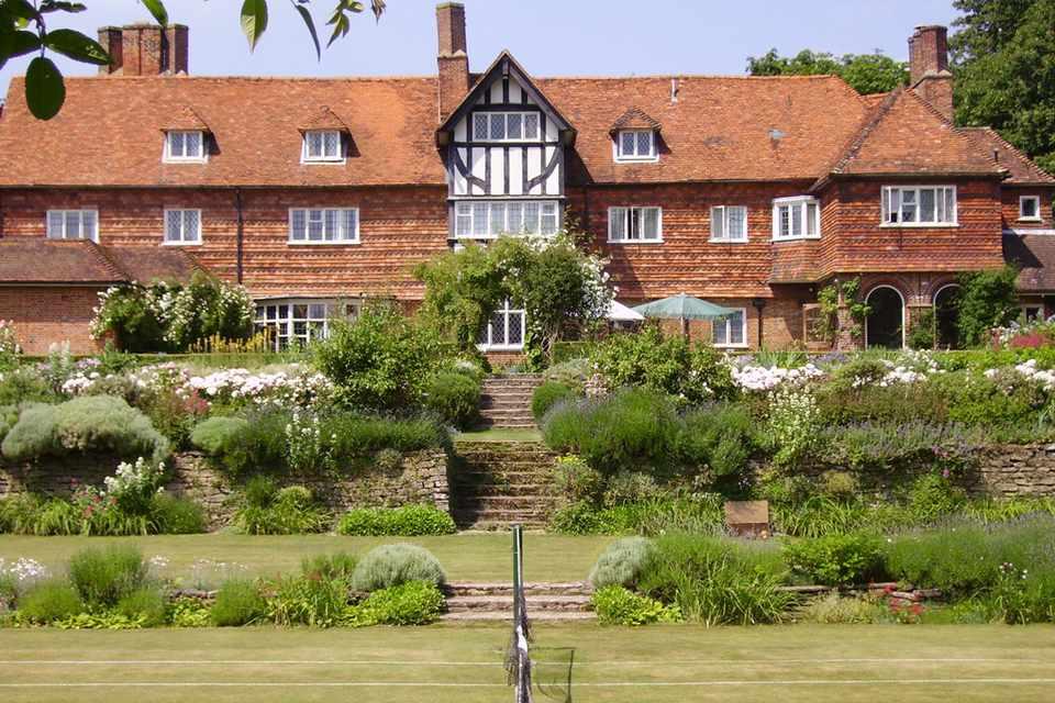 The Manor House, Upton Grey