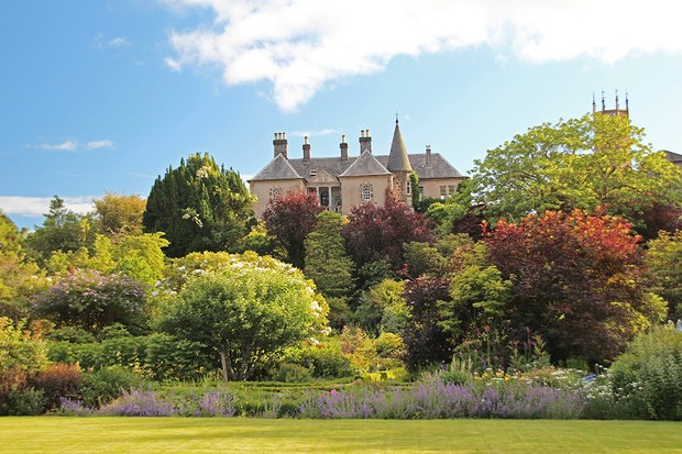 Ardmaddy Castle Gardens