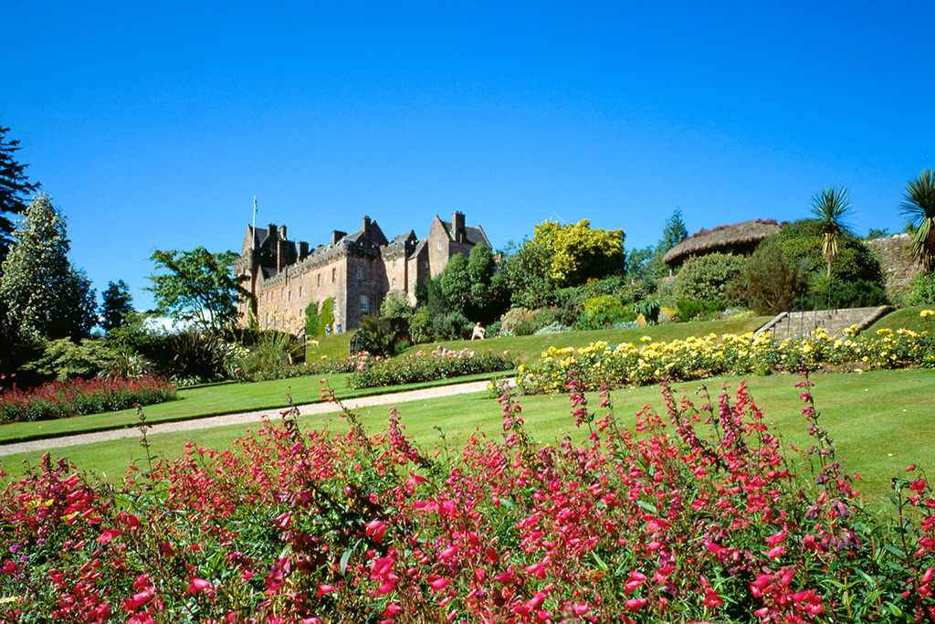 Brodick Castle, Garden & Country Park