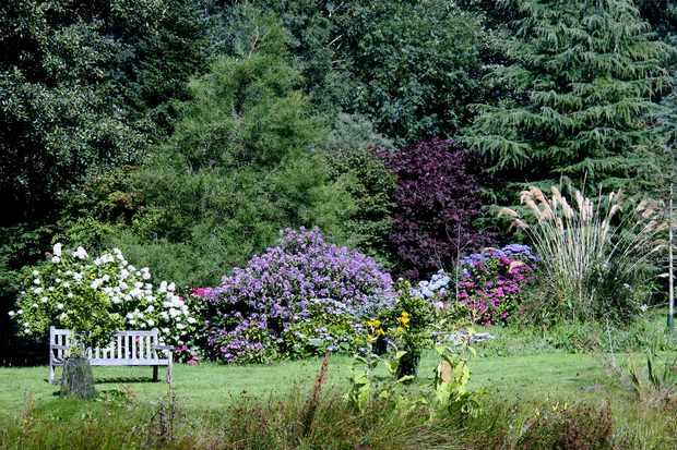 Dibleys Nurseries Garden