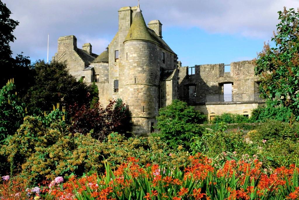Falkland Palace & Garden