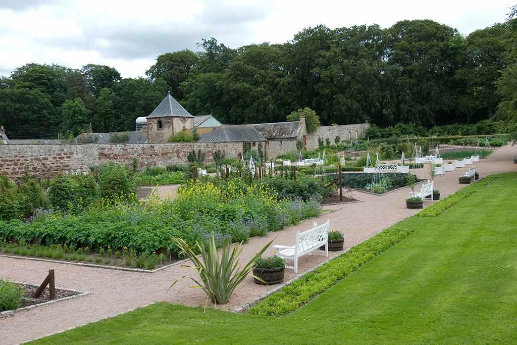 Fyvie Castle, Garden & Estate