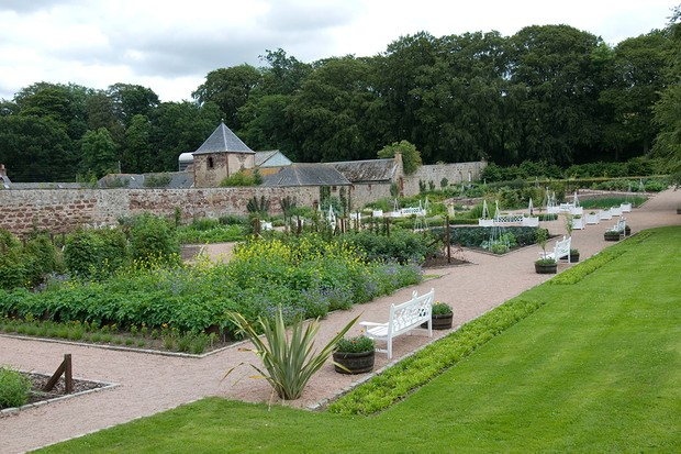 Fyvie Castle, Garden & Estate
