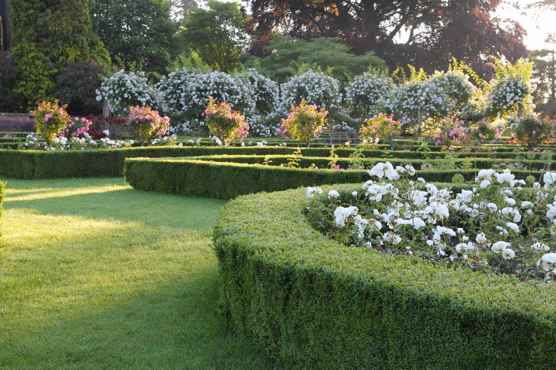 Highnam Court Gardens