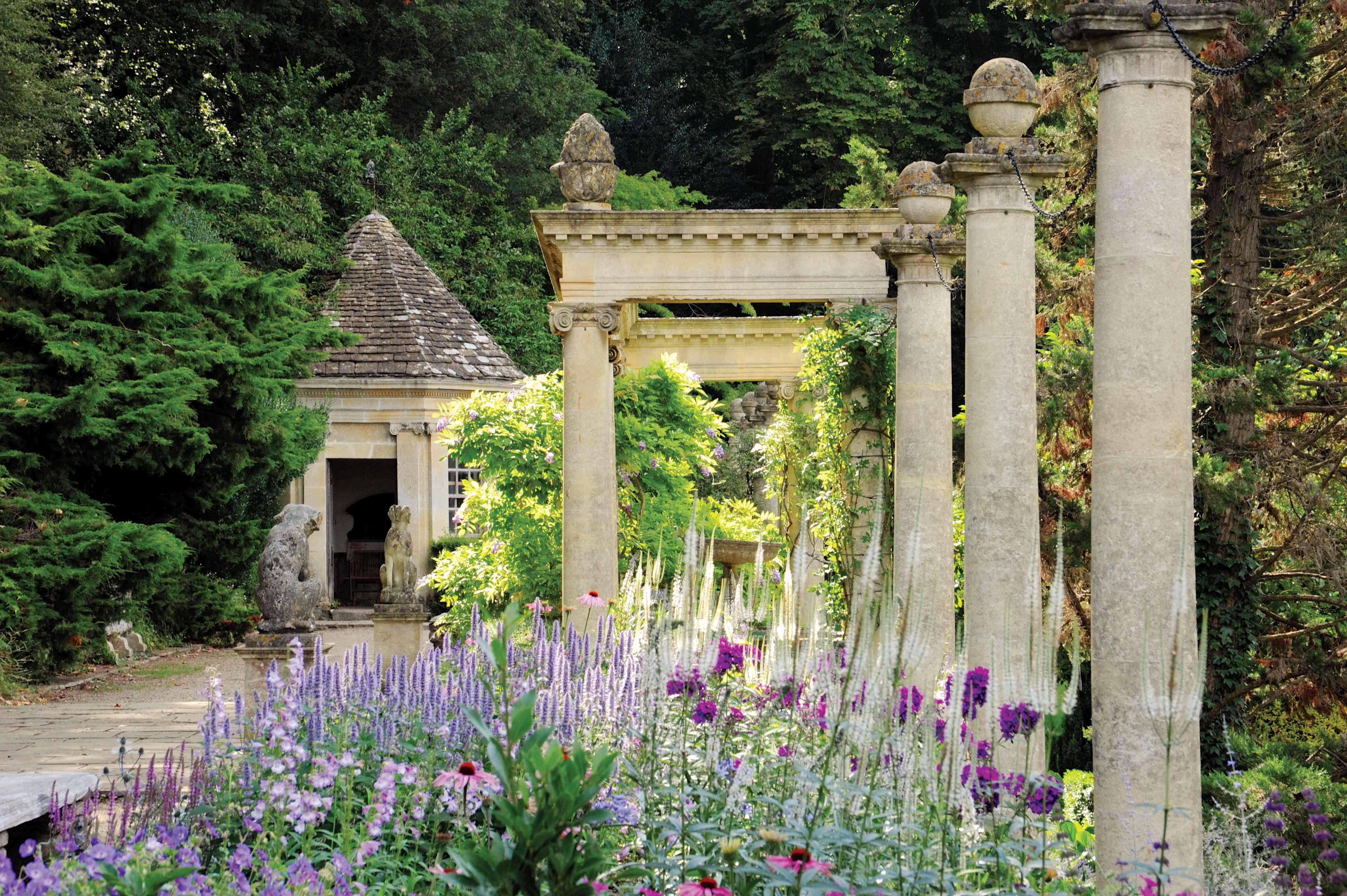 Iford Manor — The Peto Garden