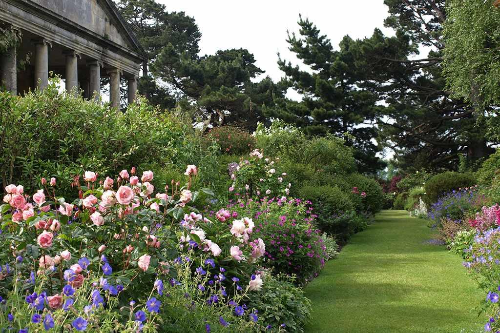 Kiftsgate Court Gardens