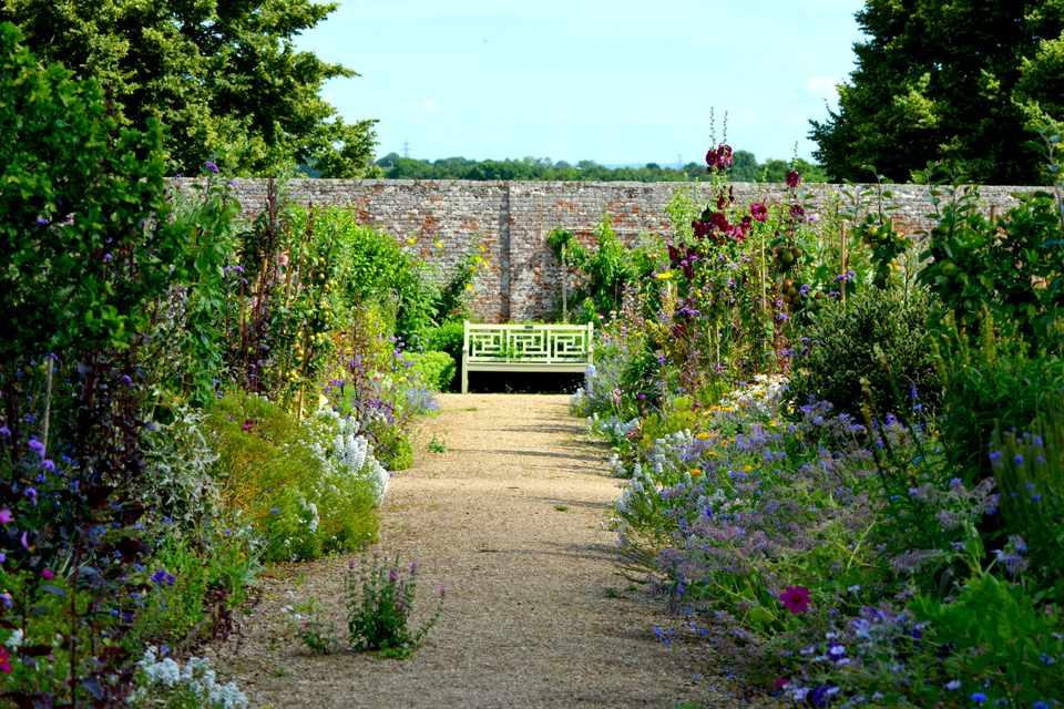 Lydiard Park Walled Garden