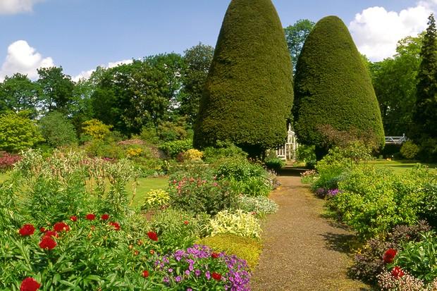 Malleny Garden