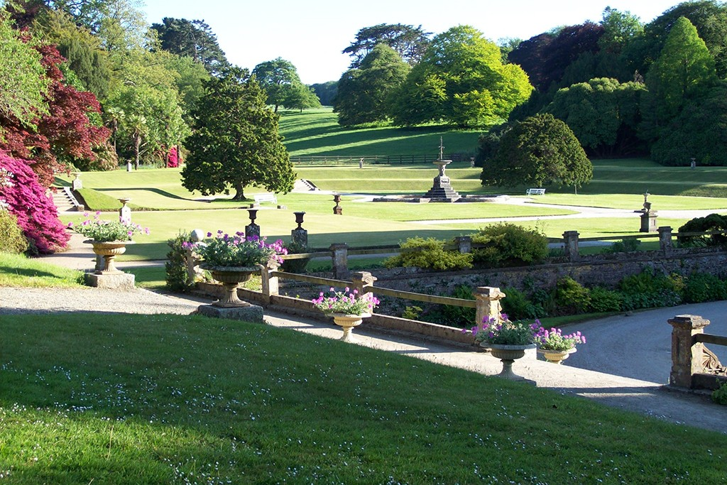 Pencarrow Gardens